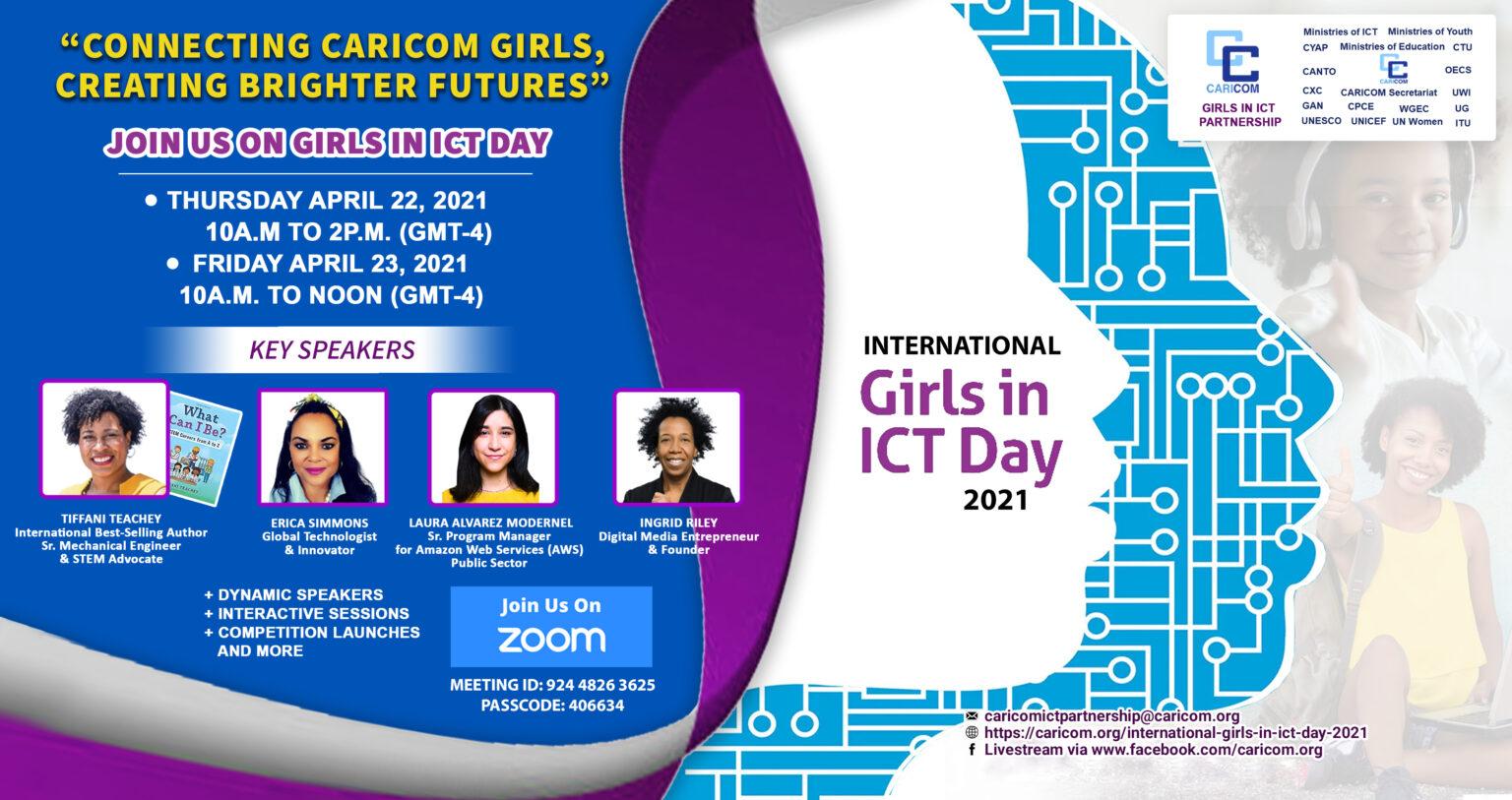 Girls in ICT day - v3